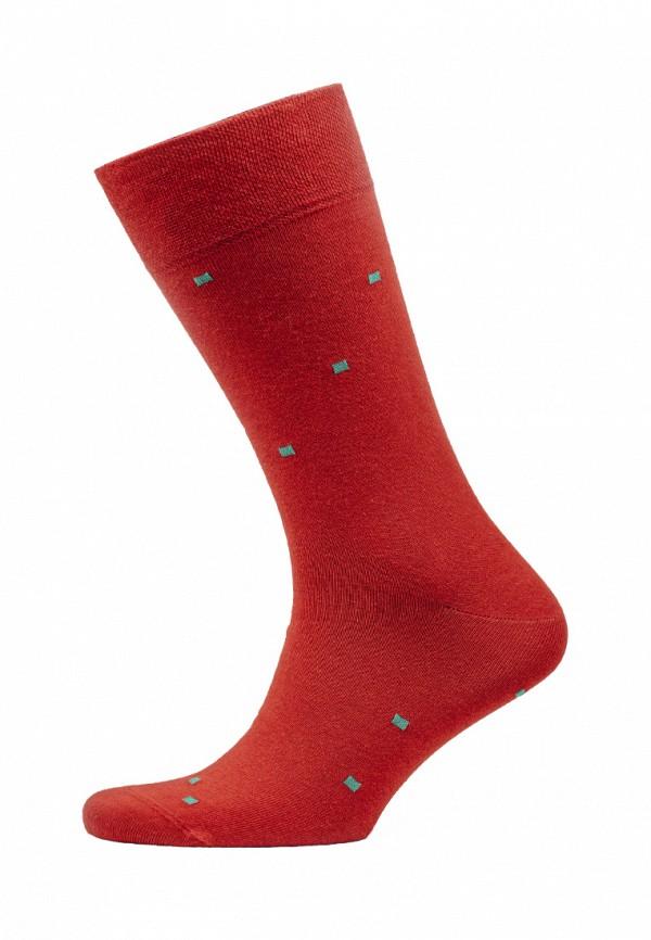 мужские носки marrey, красные