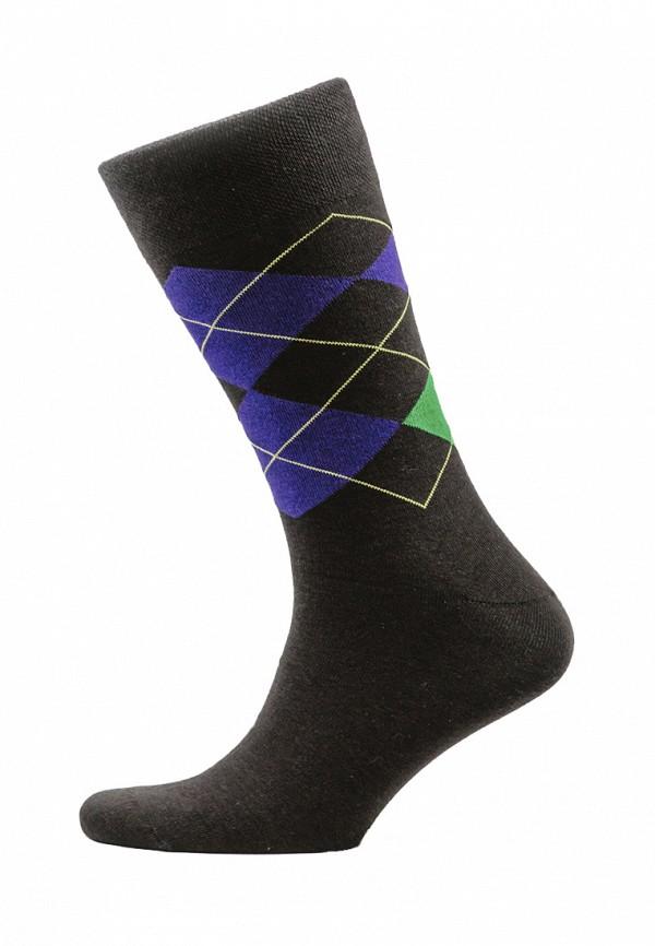 мужские носки marrey, черные