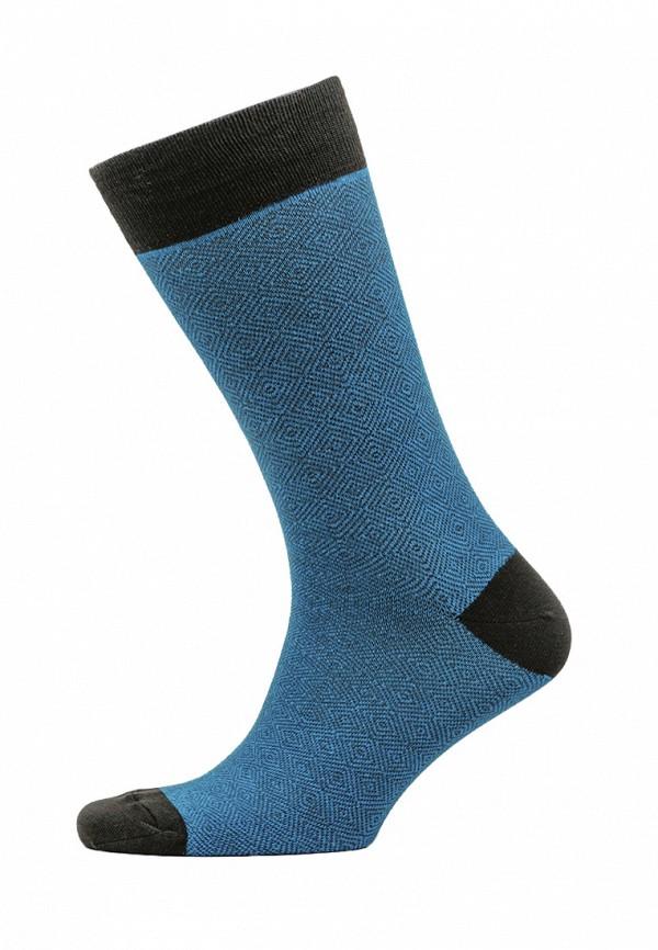 мужские носки marrey, бирюзовые