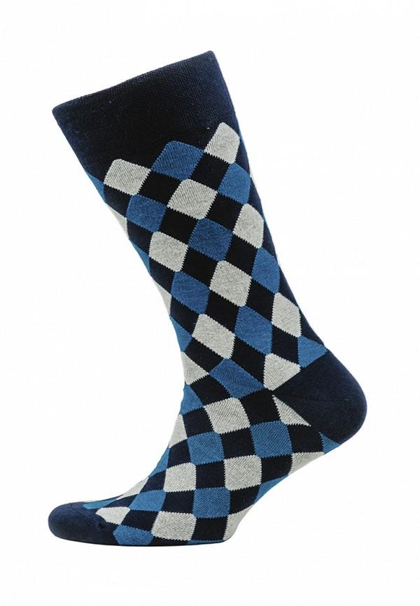 мужские носки marrey, синие