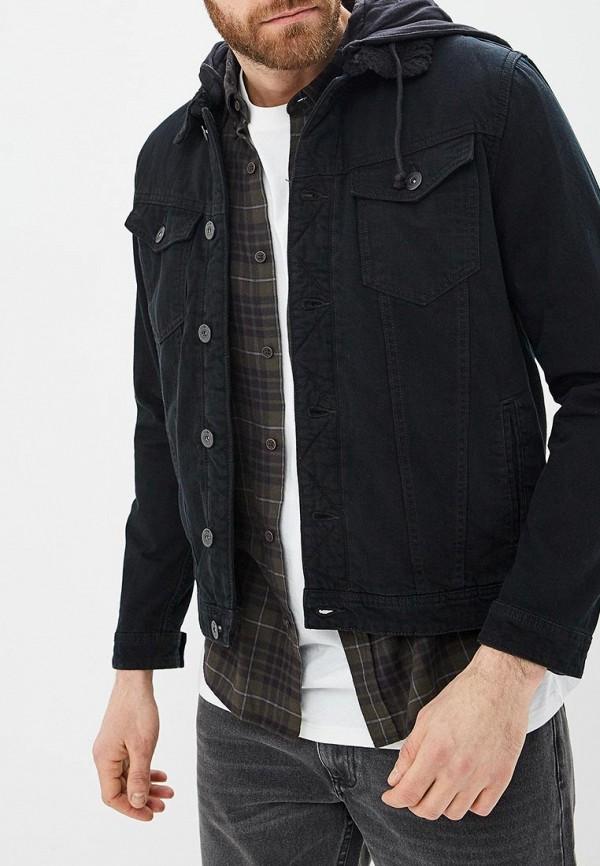 Купить Куртка джинсовая LC Waikiki, mp002xm2412j, черный, Весна-лето 2018
