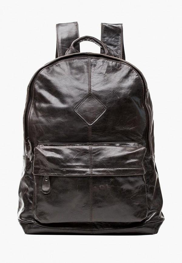 мужской рюкзак royalbag, коричневый