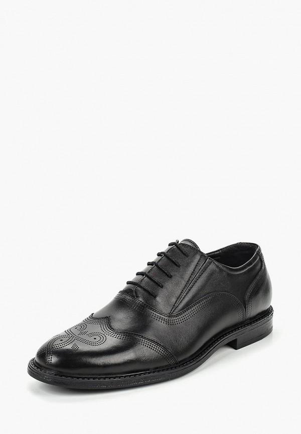 мужские туфли alessio nesca, черные
