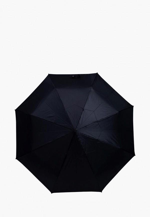 мужской зонт eleganzza, черный
