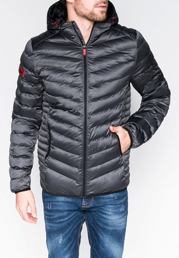 Куртка утепленная Ombre Ombre MP002XM241P3 кардиган ombre ombre mp002xm0yged