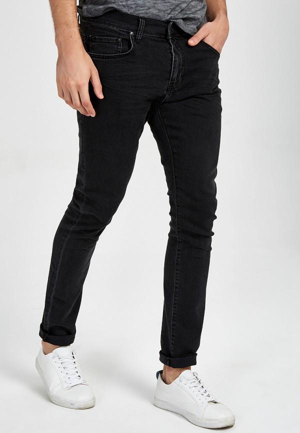 Купить Зауженные джинсы, Джинсы LTB, LOUIS TEVIN BLACK WASH, mp002xm241vh, черный, Осень-зима 2018/2019