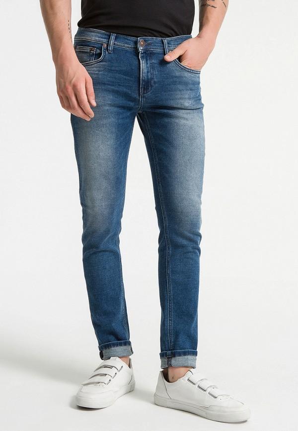 Купить Зауженные джинсы, Джинсы LTB, SMARTY BATUR WASH, mp002xm241vk, синий, Осень-зима 2018/2019