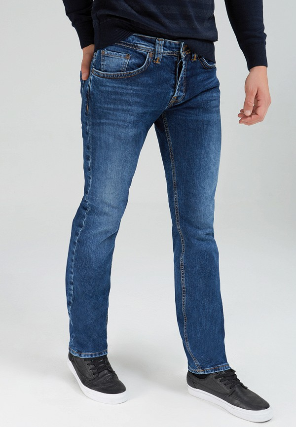 Купить Зауженные джинсы, Джинсы LTB, HOLLYWOOD RAVI UNDAMAGED WASH, mp002xm241vy, синий, Осень-зима 2018/2019