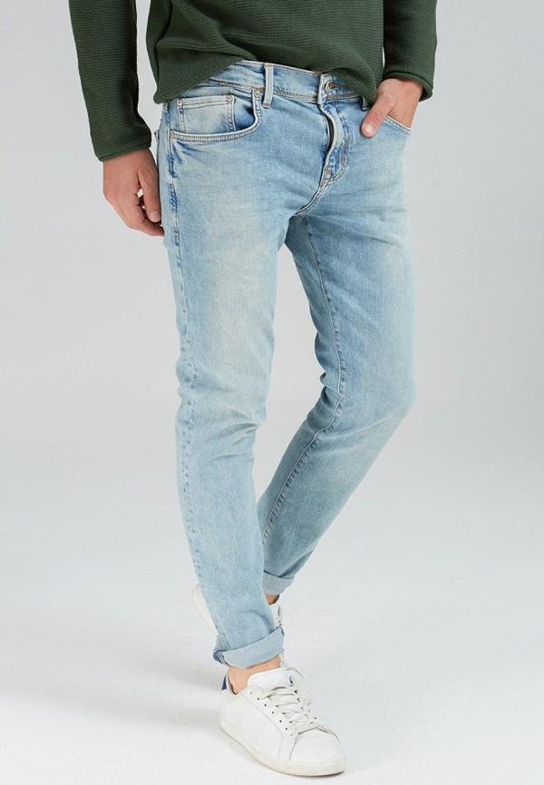 Купить Зауженные джинсы, Джинсы LTB, DIEGO FREDRICK WASH, mp002xm241w0, голубой, Осень-зима 2018/2019
