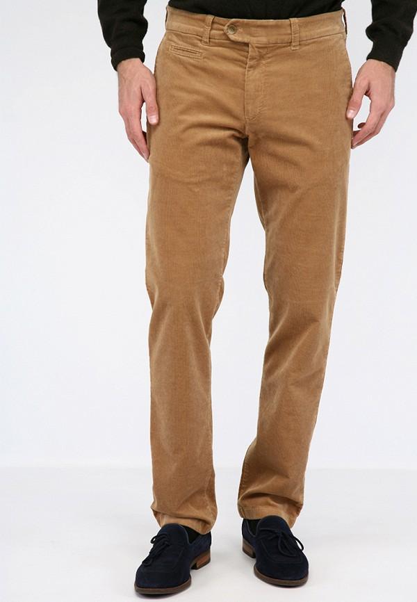мужские повседневные брюки lagrand, коричневые