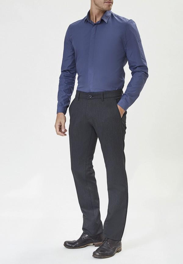 Фото 2 - Мужские брюки Whitney серого цвета