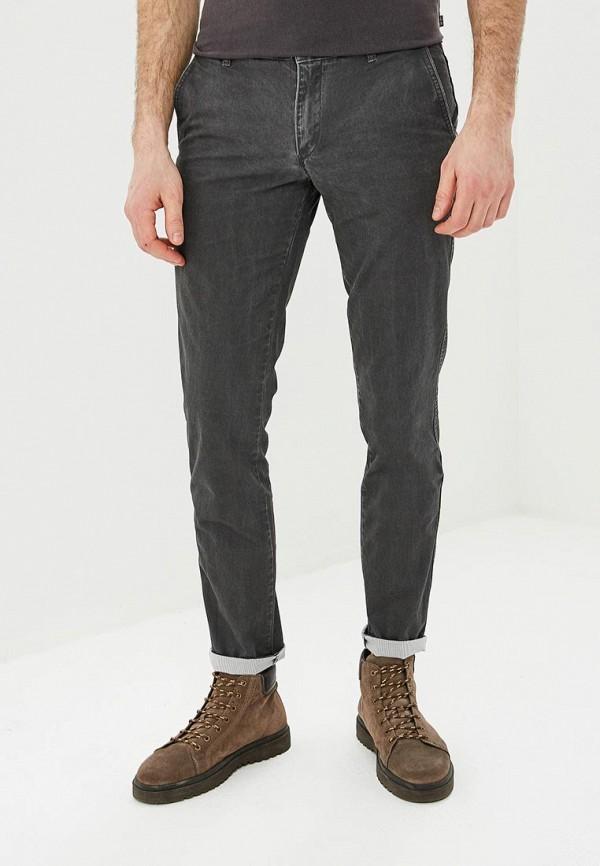 мужские повседневные брюки riol, серые