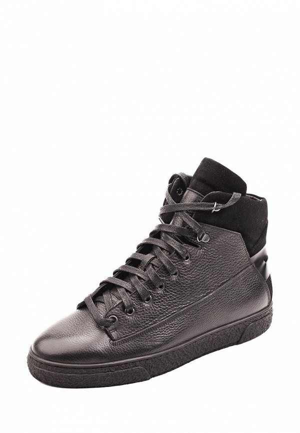 мужские ботинки my kos, черные
