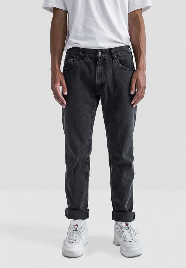 мужские прямые джинсы minnim, серые