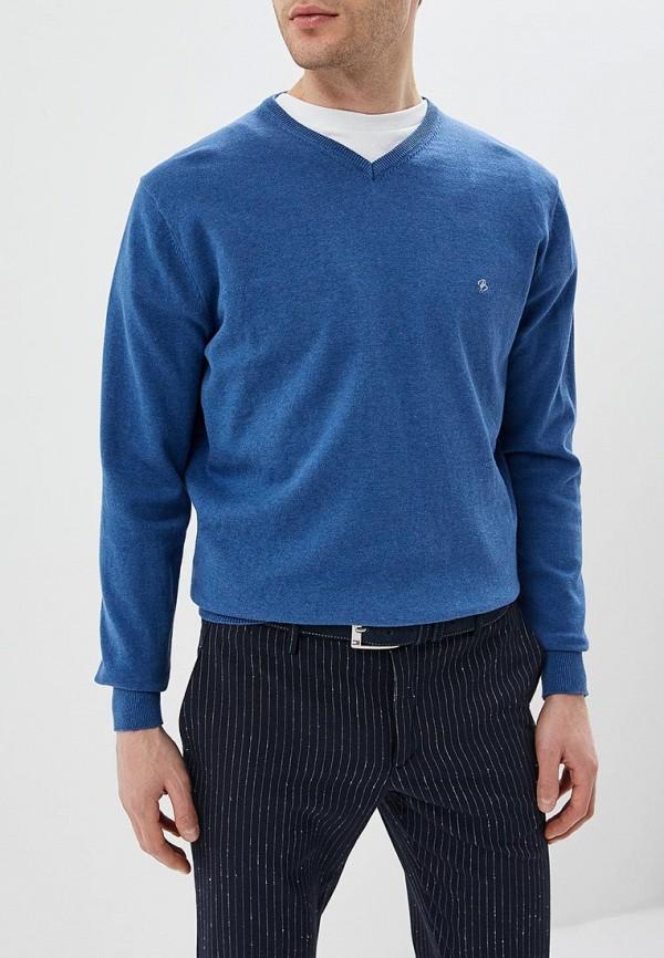 Фото - Пуловер la Biali синего цвета