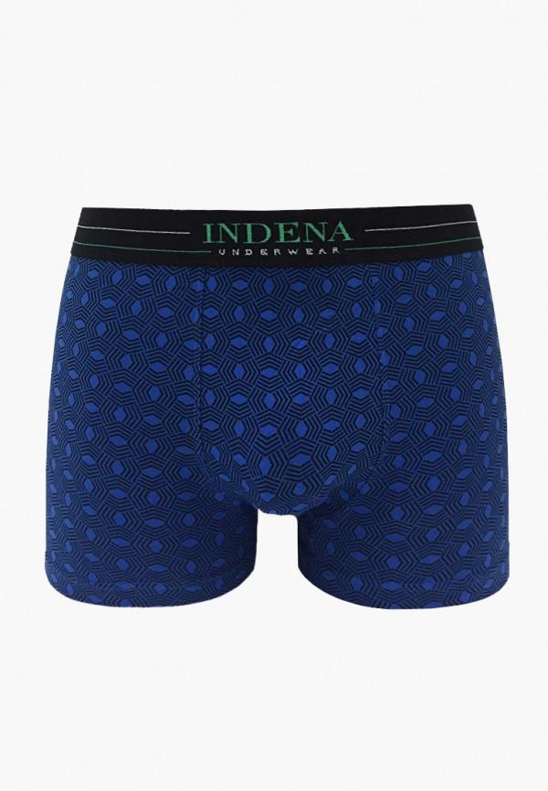 мужские трусы indena, синие
