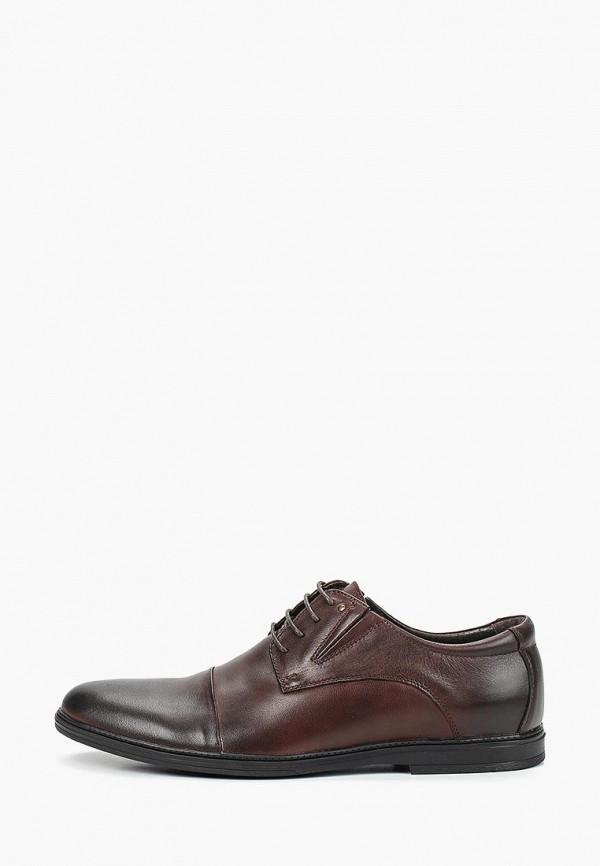 мужские туфли sairus, коричневые