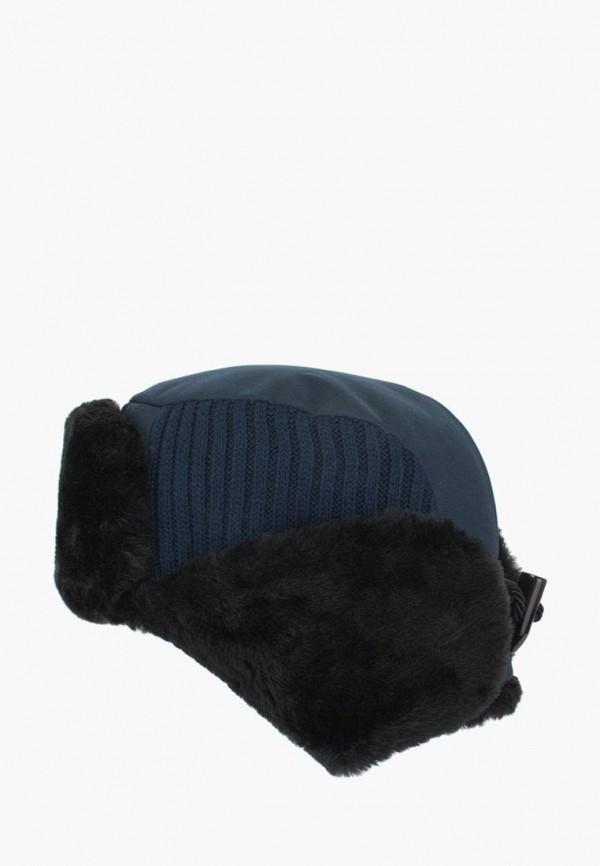 мужская шапка antar, синяя