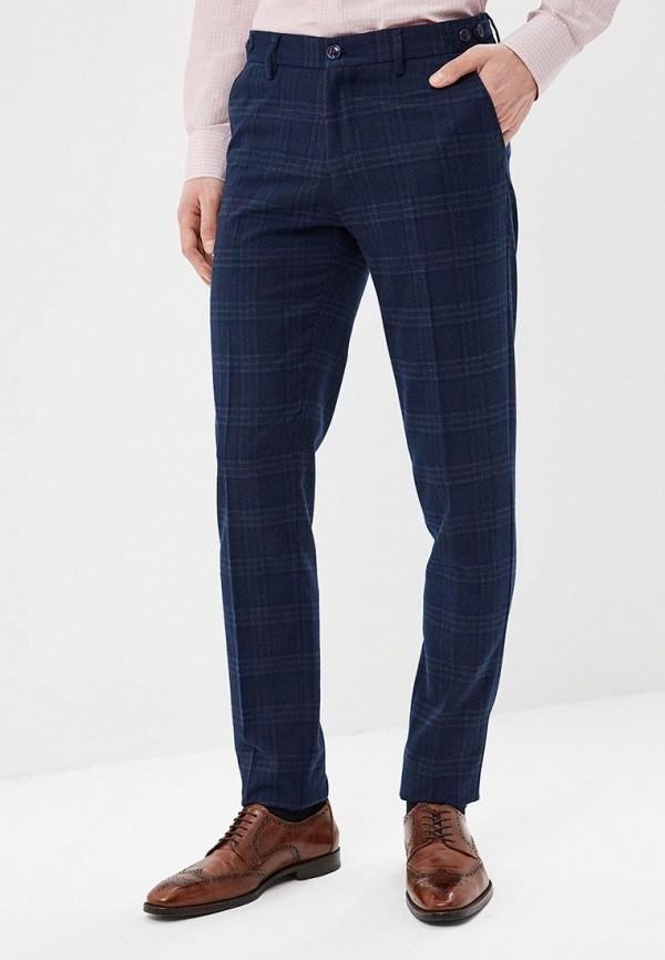 мужские классические брюки angelo bonetti, синие