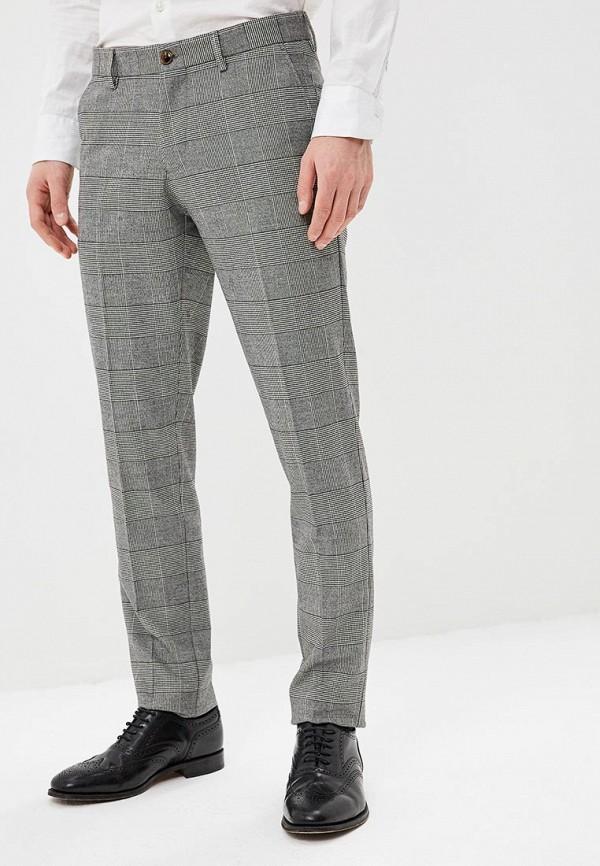 мужские классические брюки angelo bonetti, серые