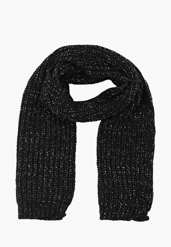 мужской шарф luckylook, черный