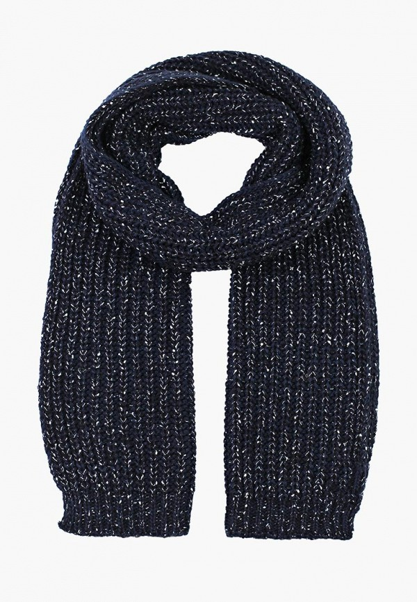 мужской шарф luckylook, синий