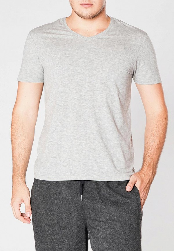 мужская футболка cacharel, серая