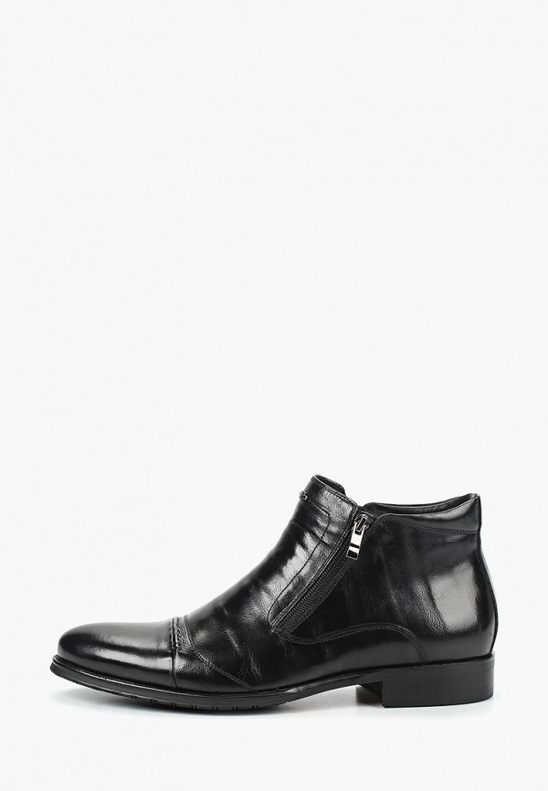 мужские ботинки artio nardini, черные