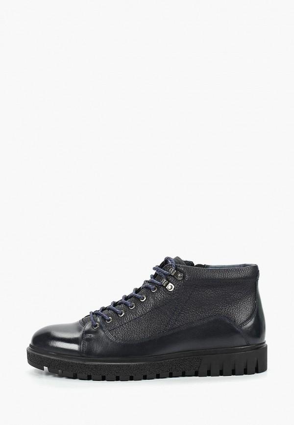 мужские ботинки artio nardini, синие
