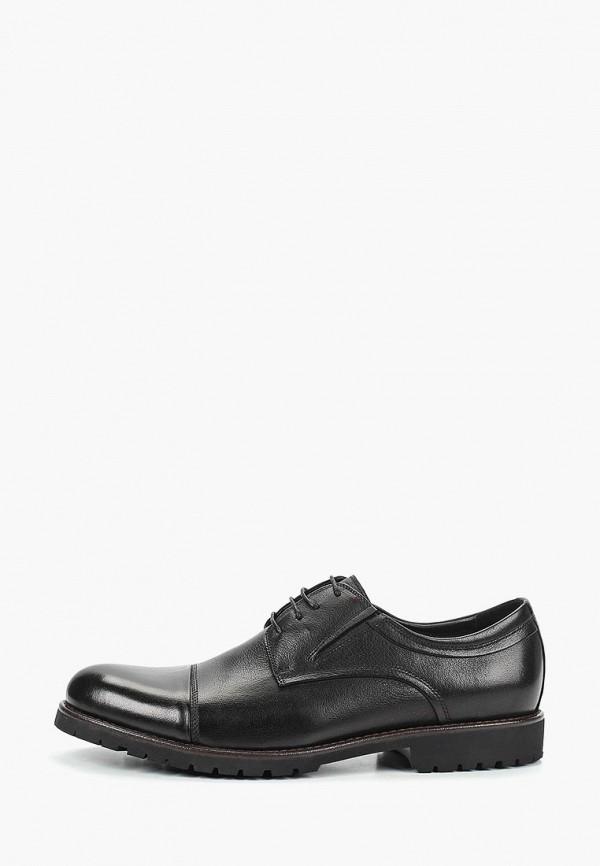 мужские туфли artio nardini, черные