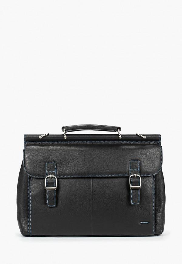 мужской портфель tony perotti, черный