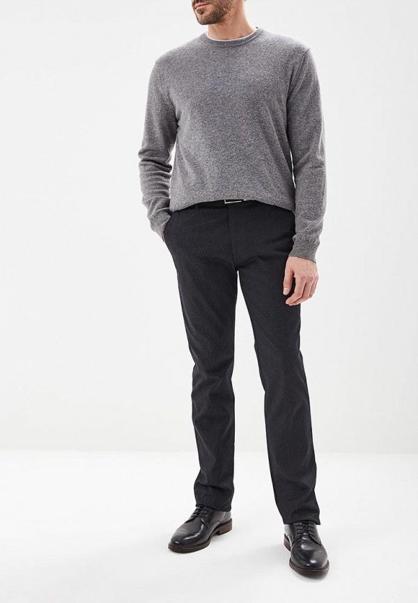 Фото 2 - Мужские брюки Paspartu серого цвета