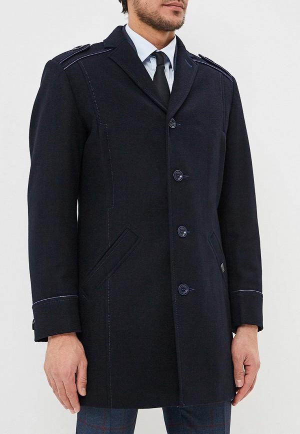 Пальто Absolutex синего цвета