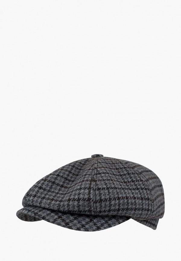 мужская кепка denkor, серая