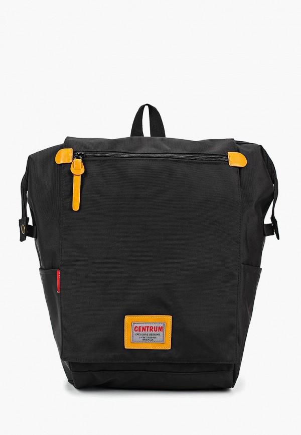 мужской рюкзак centrum, черный