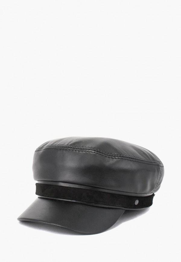 мужская кепка antar, черная
