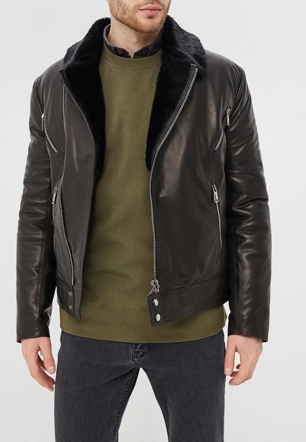 Куртка кожаная Meridian Meridian MP002XM242WI