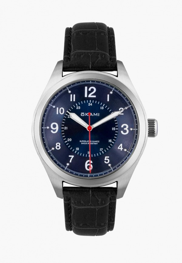Часы Okami Okami MP002XM2430C часы okami okami mp002xm2430e