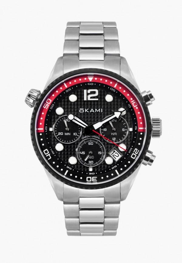 Часы Okami Okami MP002XM2430E часы okami okami mp002xm2430e