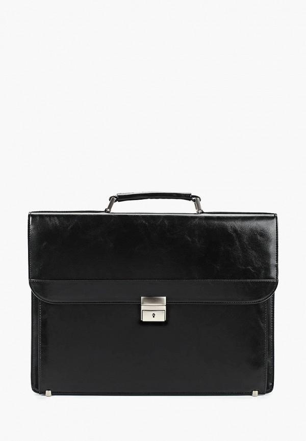 мужской портфель baron, черный