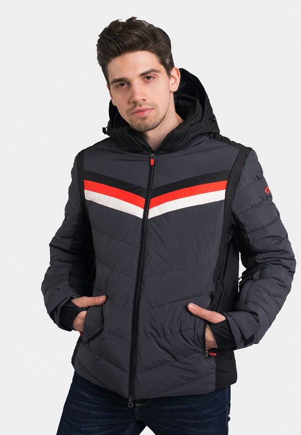 мужская куртка avecs, серая