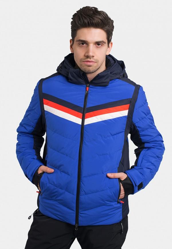 мужская куртка avecs, синяя