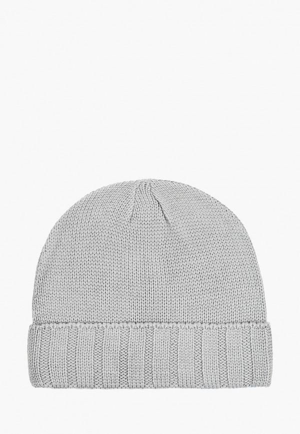 мужская шапка airobika, серая
