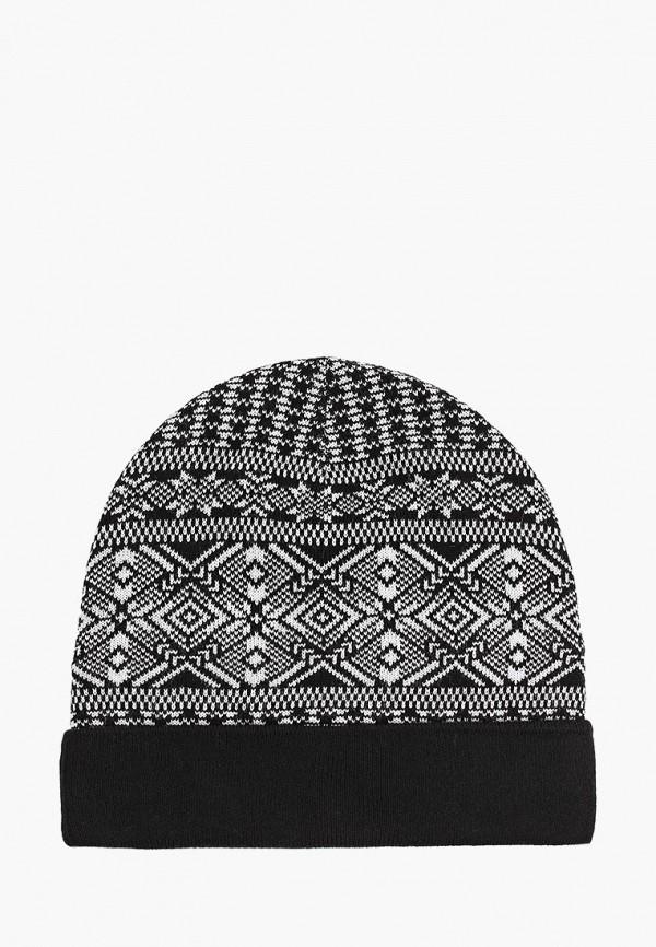 мужская шапка airobika, черная