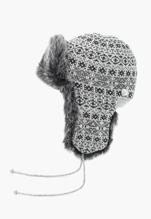 мужская шапка сиринга, серая