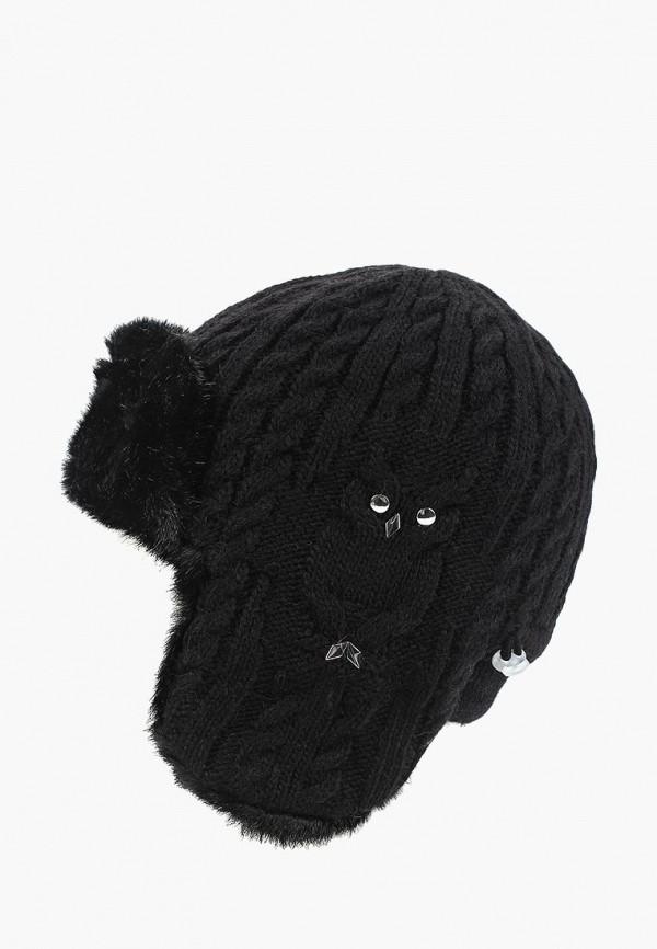 мужская шапка сиринга, черная