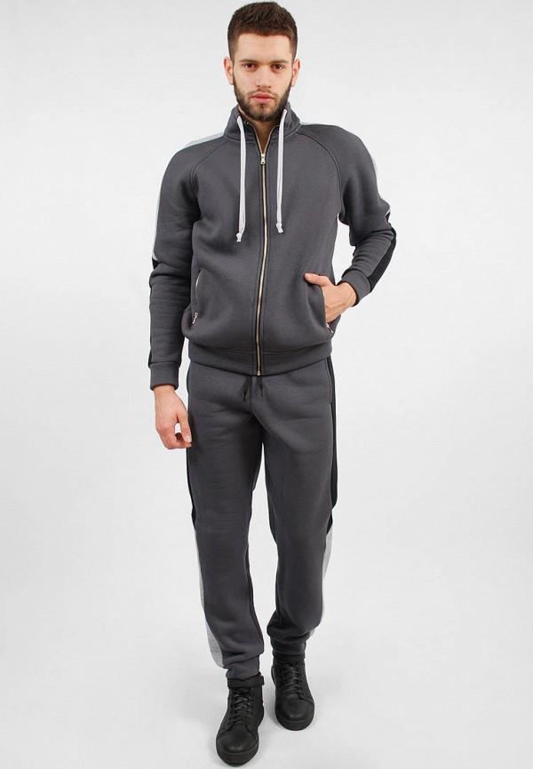 мужской спортивные спортивный костюм sab, серый