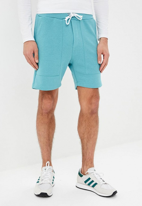 Фото - Мужские шорты Brainwear бирюзового цвета