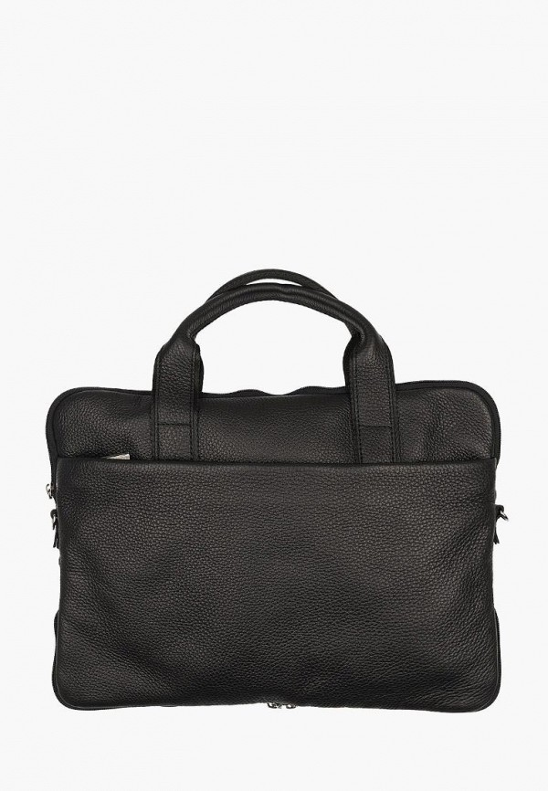 мужская сумка suffle, черная