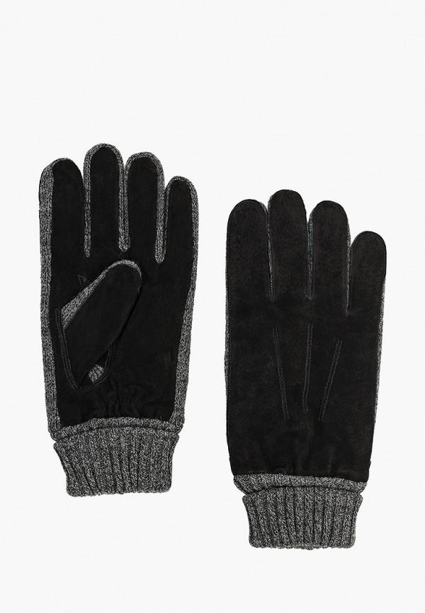 мужские перчатки modo gru, черные